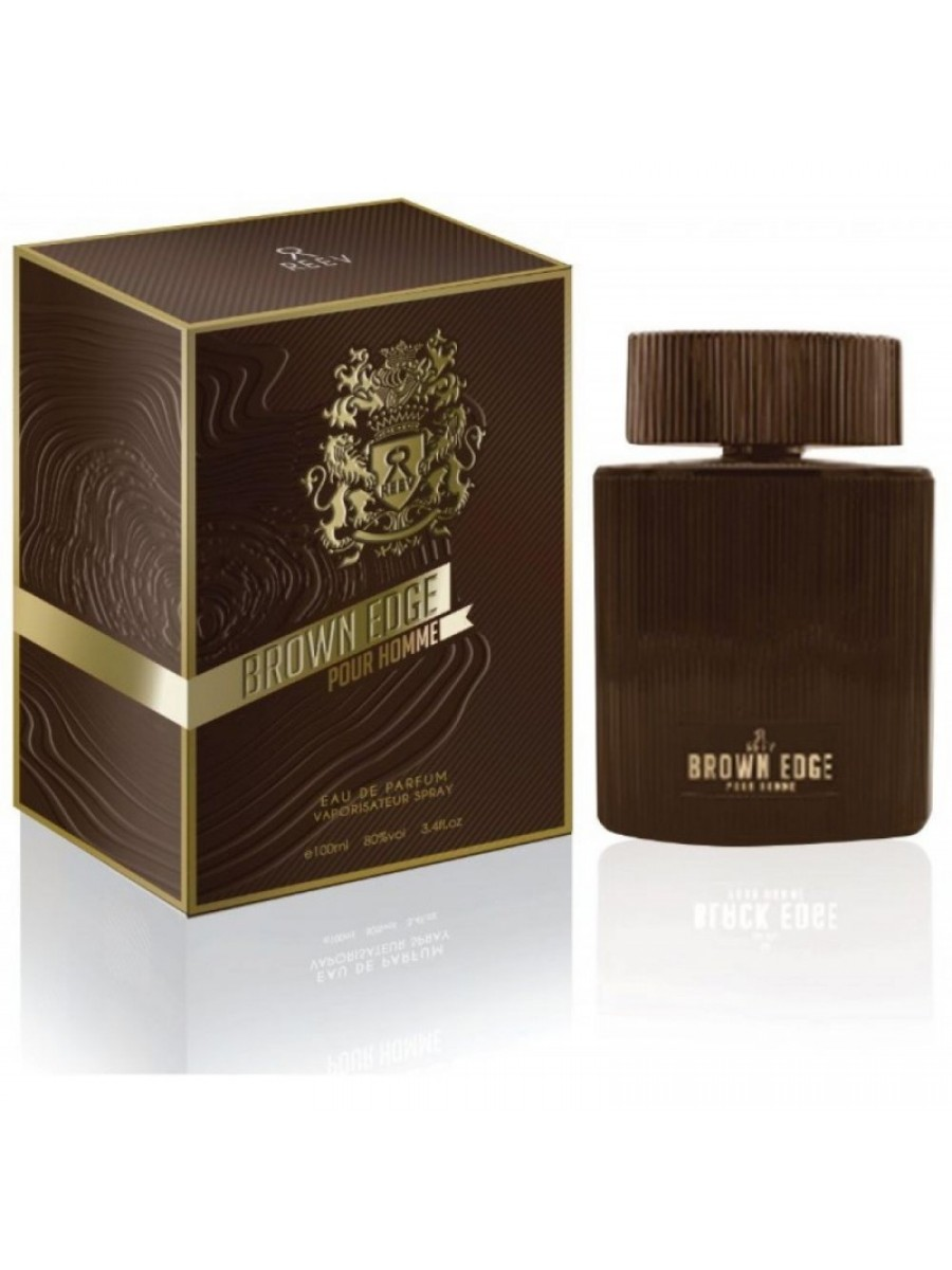 EDGE BROWN 100 ML APA DE PARFUM