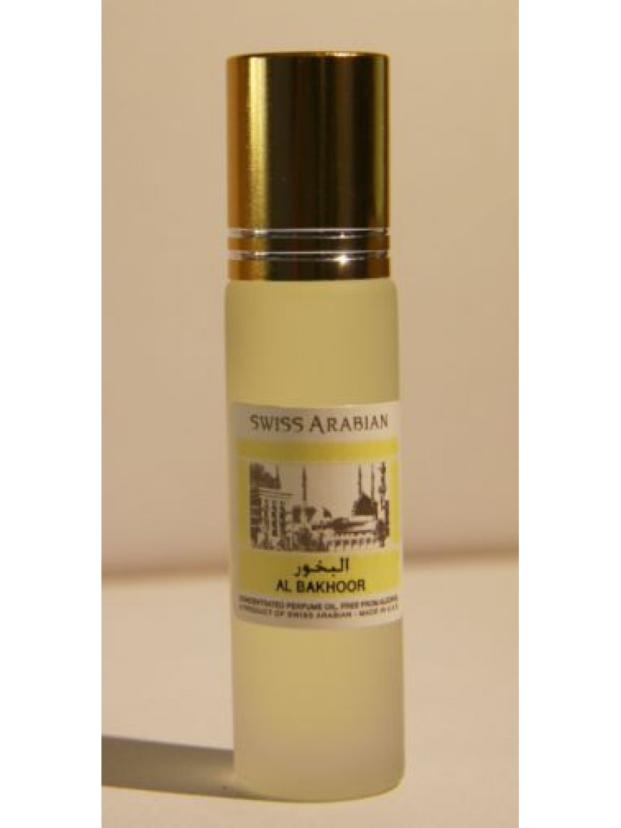 Al Bakhoor 10ml, Concentrated Perfume Oil, barbati
