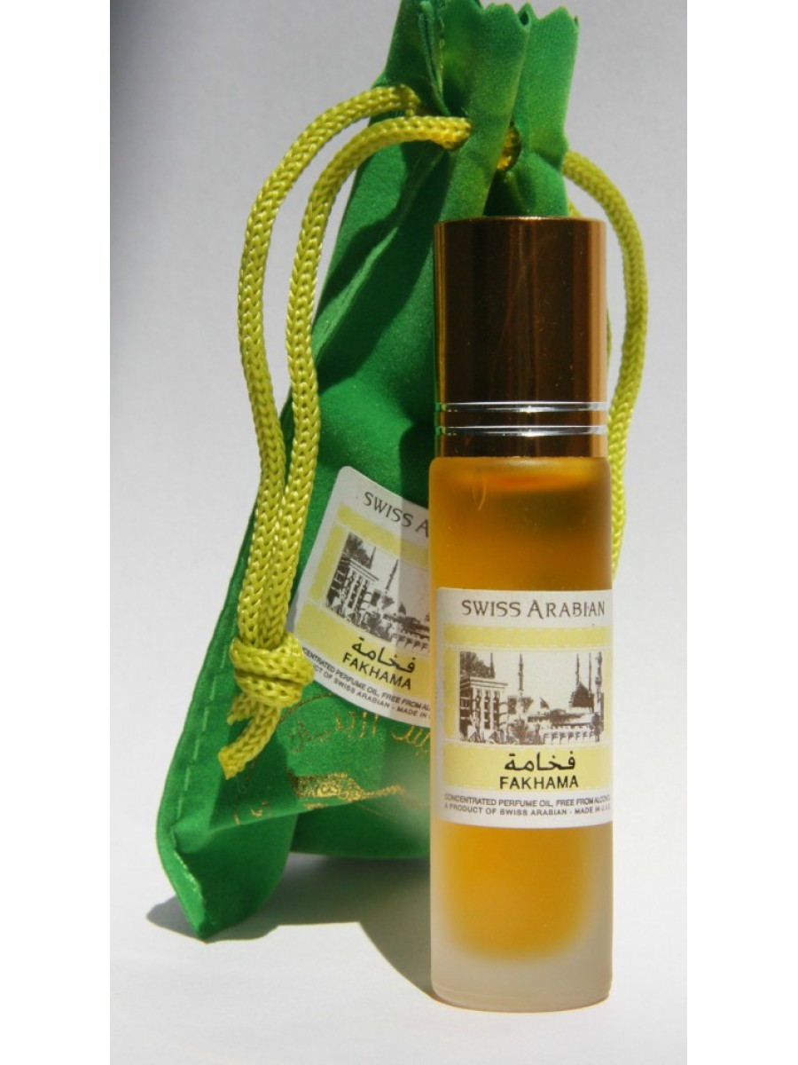 Fakhama 10ml, Concentrated Perfume Oil, unisex