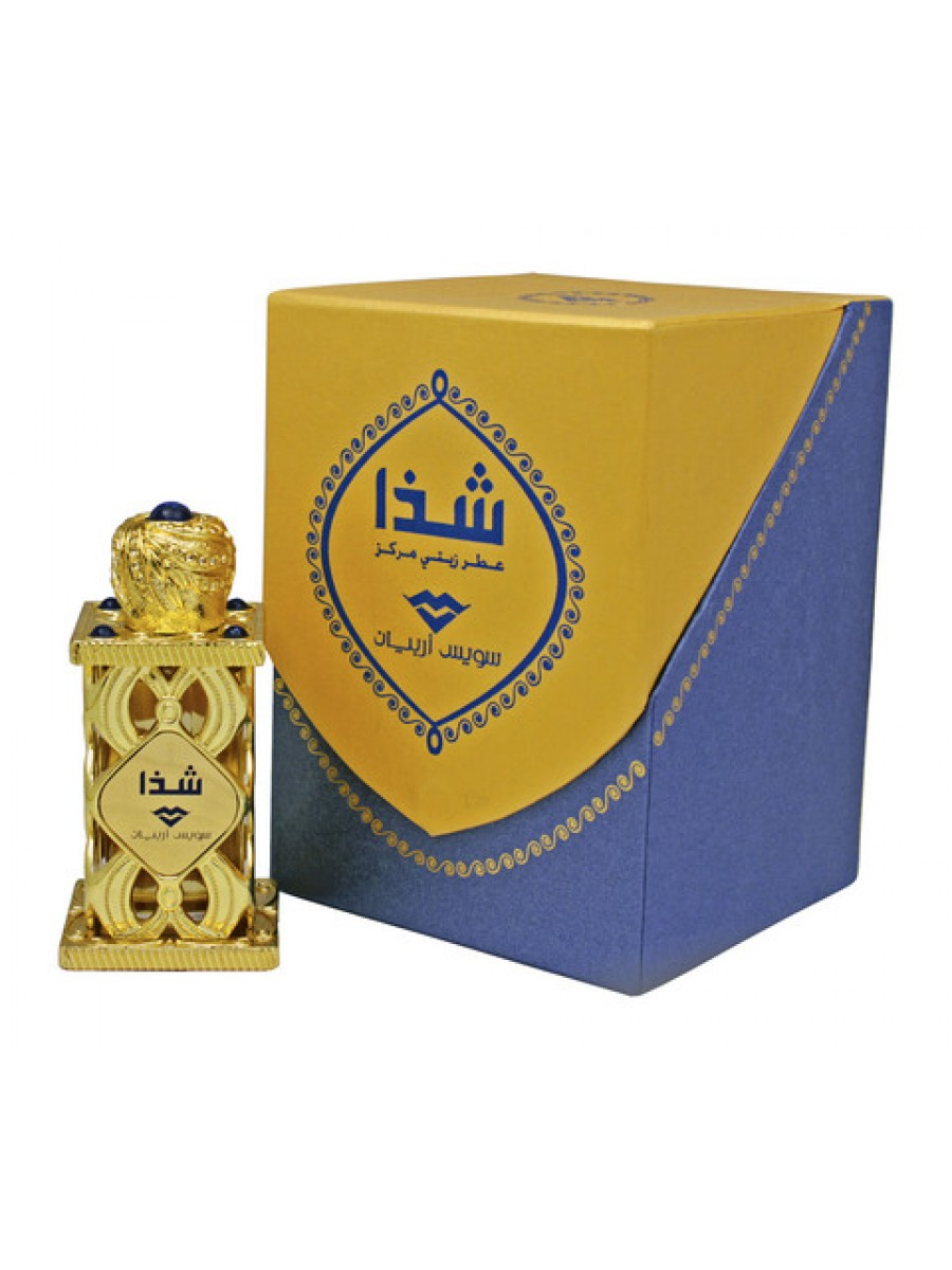 SHADHA 18ml, Concentrated Perfume Oil, unisex
