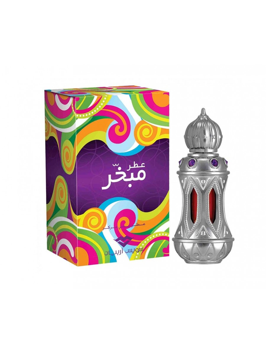 ATTAR MUBAKHAR 20ml, Concentrated Perfume Oil, unisex