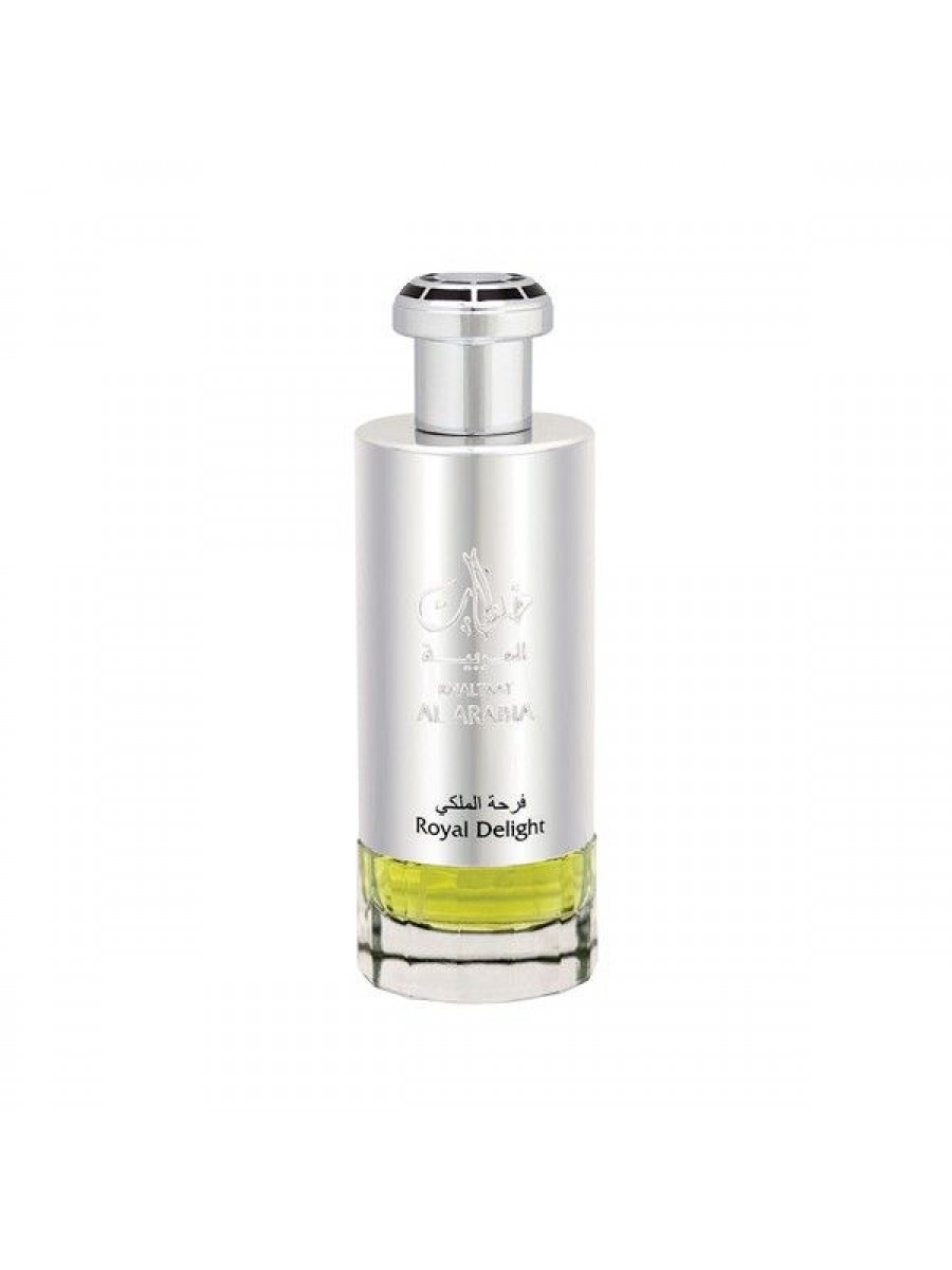 Khaltat  Al Arabia  Blends  (SILVER ) Barbati  EDP 100 ML