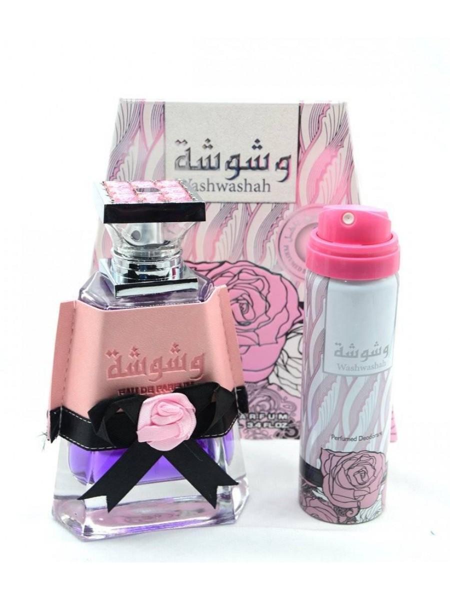 WASHWASHAH 100 ml  Apa de Parfum Femei